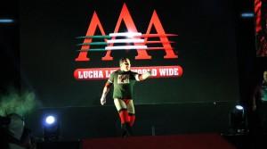 El Hijo del Perro Aguayo al salón de la Fama AAA.