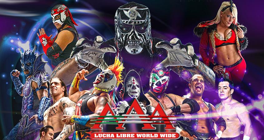 Este 8 De Abril Aaa Regresa A Casa The Gladiatores Lucha Libre