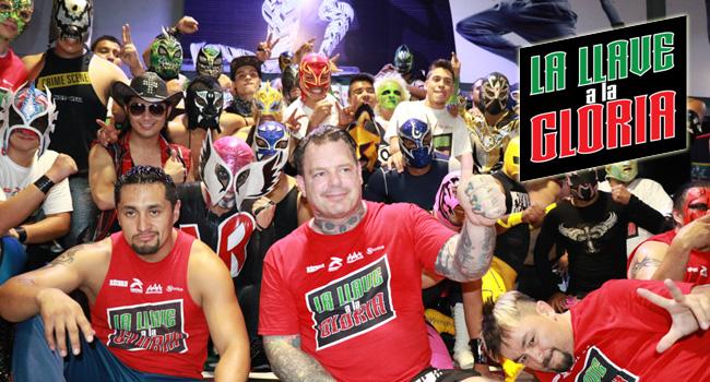 Lucha Libre Aaa Worldwide Finaliza Las Visorias De La Llave A La